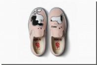 Vans показал кроссовки со Снупи