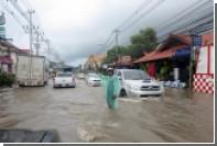 Синоптики предупредили об угрозе наводнений на курортах Таиланда