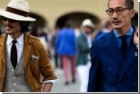 Во Флоренции собрали самых стильных мужчин