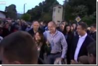 Бразильская туристка пристала на улице к президенту Болгарии