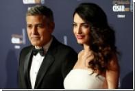 У Джорджа и Амаль Клуни родилась двойня