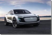 Стали известны подробности о второй полностью электрической модели Audi
