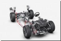 Новый Audi A8 перевели на 48 вольт