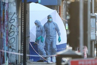 Мэй назвала наезд на мусульман у мечети в Лондоне отвратительным терактом