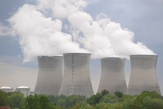 На АЭС «Бюже» во Франции вспыхнул пожар