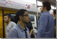 Почти 50 тегеранцев пострадали при столкновении двух поездов метро