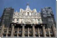 МИД России ответил на обвинения во вмешательстве в дела Македонии