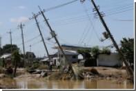 Власти задумали эвакуировать 200 тысяч японцев из-за угрозы наводнений