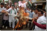 Семь индийских фермеров погибли в ходе бунта