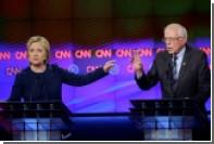 Трамп обвинил Клинтон в сговоре с демократами против Сандерса