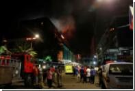 Нападение на отель в Маниле оказалось попыткой ограбления