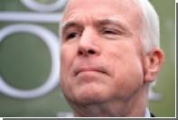 Маккейн обвинил КНДР в убийстве американского студента