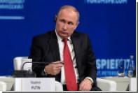 Путин выразил уверенность в неприменении Асадом химического оружия