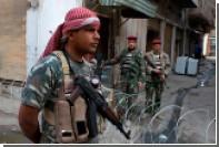 Иракские силовики захватили место основания «Исламского государства»