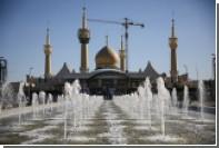 В мавзолее аятоллы Хомейни в Тегеране произошел взрыв