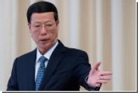 Чжан Гаоли назначен главным по оргвопросам в ЦК по военно-гражданскому развитию