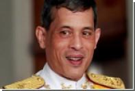 Немецкие подростки обстреляли тайского короля во время велопрогулки в Баварии