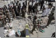 В результате взрыва автомобиля в Пакистане погибли семь человек