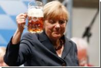 Популярность Меркель достигла уровня 2015 года