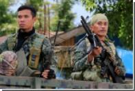 Захватившие начальную школу боевики на Филиппинах отступили