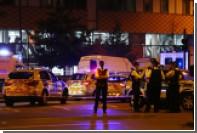 Появились данные по жертвам инцидента в Лондоне