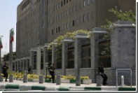 СМИ сообщили о еще одном взрыве в мавзолее Хомейни в Тегеране