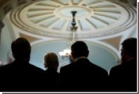 Сенат США одобрил законопроект по санкциям против России и Ирана