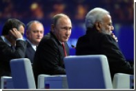 Путин предложил альтернативу выходу Вашингтона из Парижского соглашения