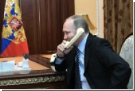 Президенты России и Египта обсудили кризисные ситуации на Ближнем Востоке