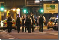 Полиция Лондона рассказала о жертвах инцидента в городе
