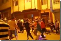 Марокканцы подрались с полицией из-за лидера антикоррупционного протеста