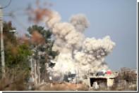 При ударе коалиции погибли двое сирийских военных
