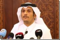 Катар назвал неоправданным решение арабских стран о разрыве дипотношений