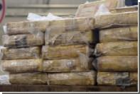В Панаме задержали 64 наркоторговца с четырьмя тоннами кокаина