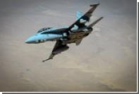 Дамаск заявил о сбитом американской коалицией самолете ВВС Сирии