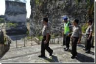 На Бали четыре иностранца прорыли 12-метровый тоннель и сбежали из тюрьмы