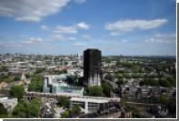 СМИ сообщили о сэкономившем на обшивке сгоревшего в Лондоне дома застройщике