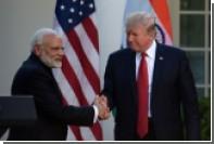Моди пригласил Трампа посетить Индию