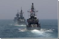 Китай, Иран, США и Катар провели учения на фоне кризиса в Персидском заливе