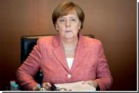 МИД России посоветовал игнорировать заявление Меркель о судьбе Европы