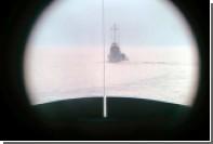 В Болгарии военный вертолет упал в Черное море