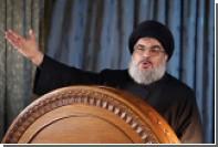 Лидер «Хезболлы» рассказал о возможной войне мусульманского мира с Израилем