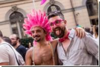 Немецкий парламент проголосовал за однополые браки