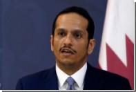 Катар назвал блокаду эмирата арабскими странами нарушением международного права