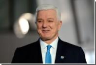СМИ узнали о расширении Россией санкций в отношении черногорских политиков