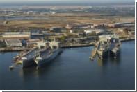В США эвакуировали судно и терминал из-за подозрений на «грязную бомбу»