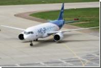 Рогозин объявил о планах экспортировать самолет МС-21
