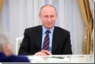 Путин отменил ряд экономических ограничений в отношении Турции