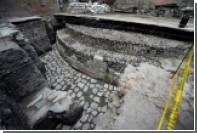В Мексике раскопали стадион с останками принесенных в жертву игроков