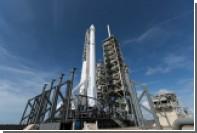 SpaceX отложила запуск корабля с грузом для МКС